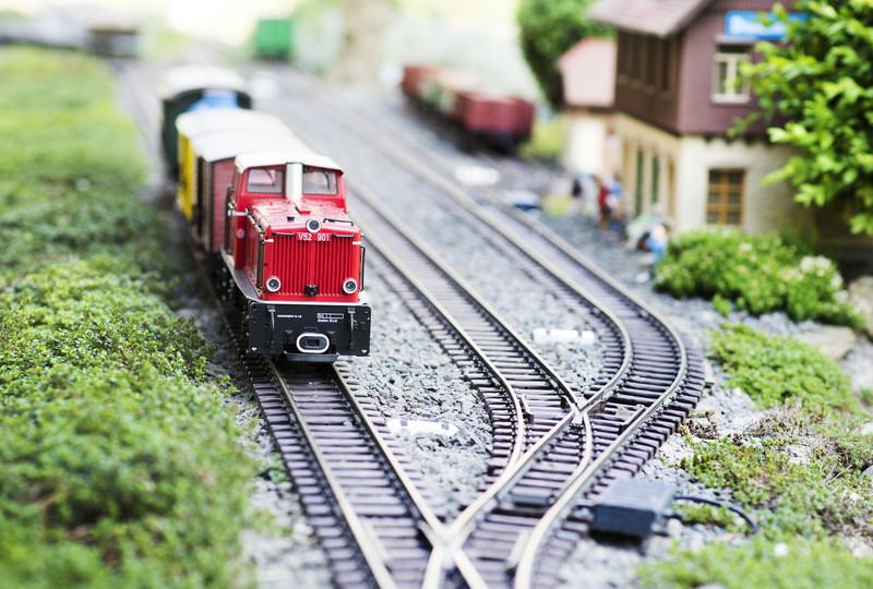 海外の鉄道模型